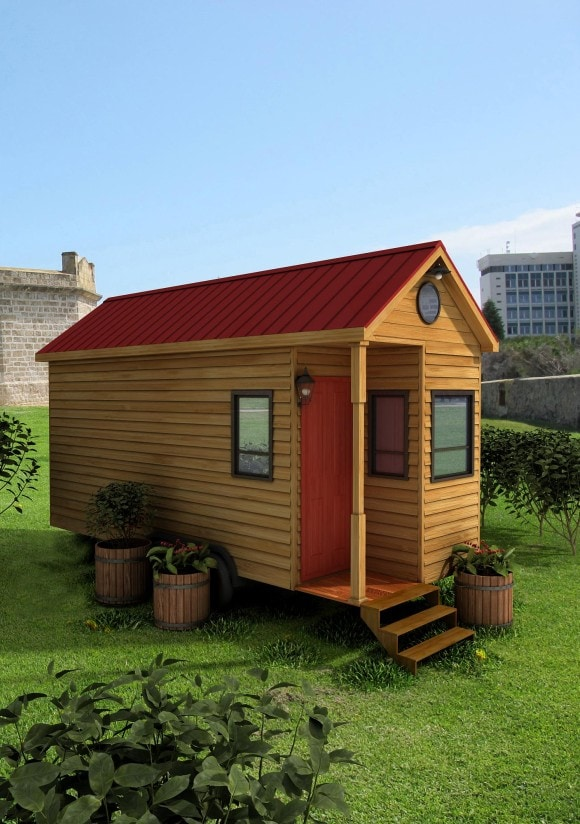 Nashville American Tiny House Perfect Compact Living
