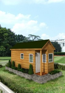Portland-Exterior-American Tiny House