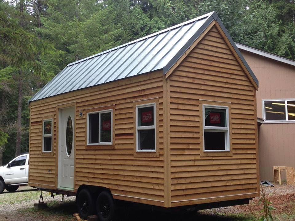 Tiny house plans on wheels american tiny house for American small house design