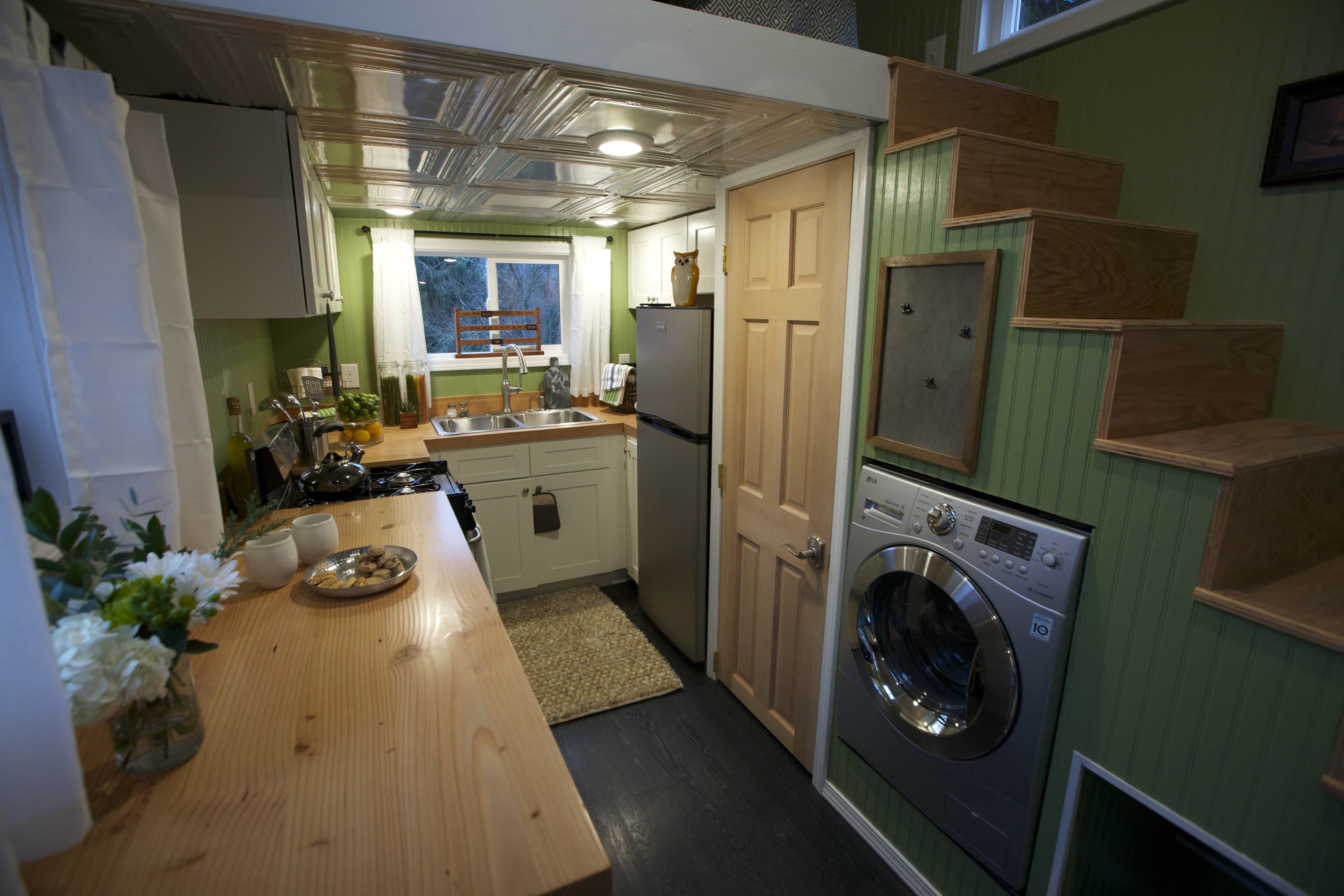 Gallery of photos american tiny house - Interior for small house ...