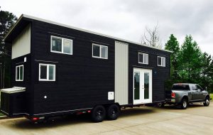 San Francisco American Tiny House on Wheels
