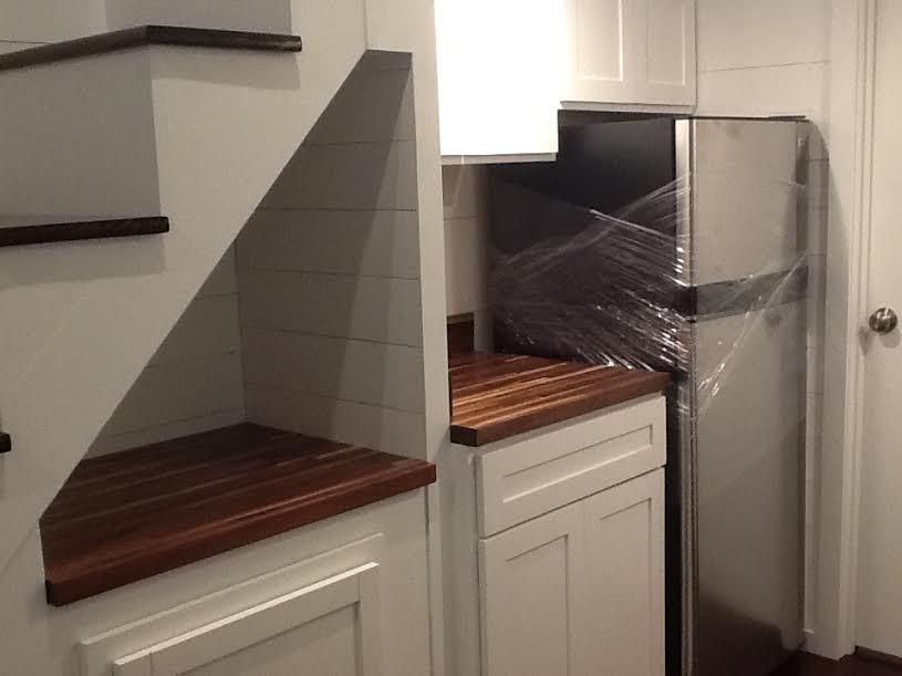 tiny house fridge. American Tiny House San Francisco K Cabinets 2nd Pic And Fridge |