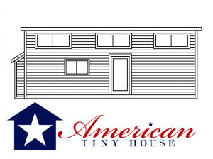 28' Everett Model-American Tiny House