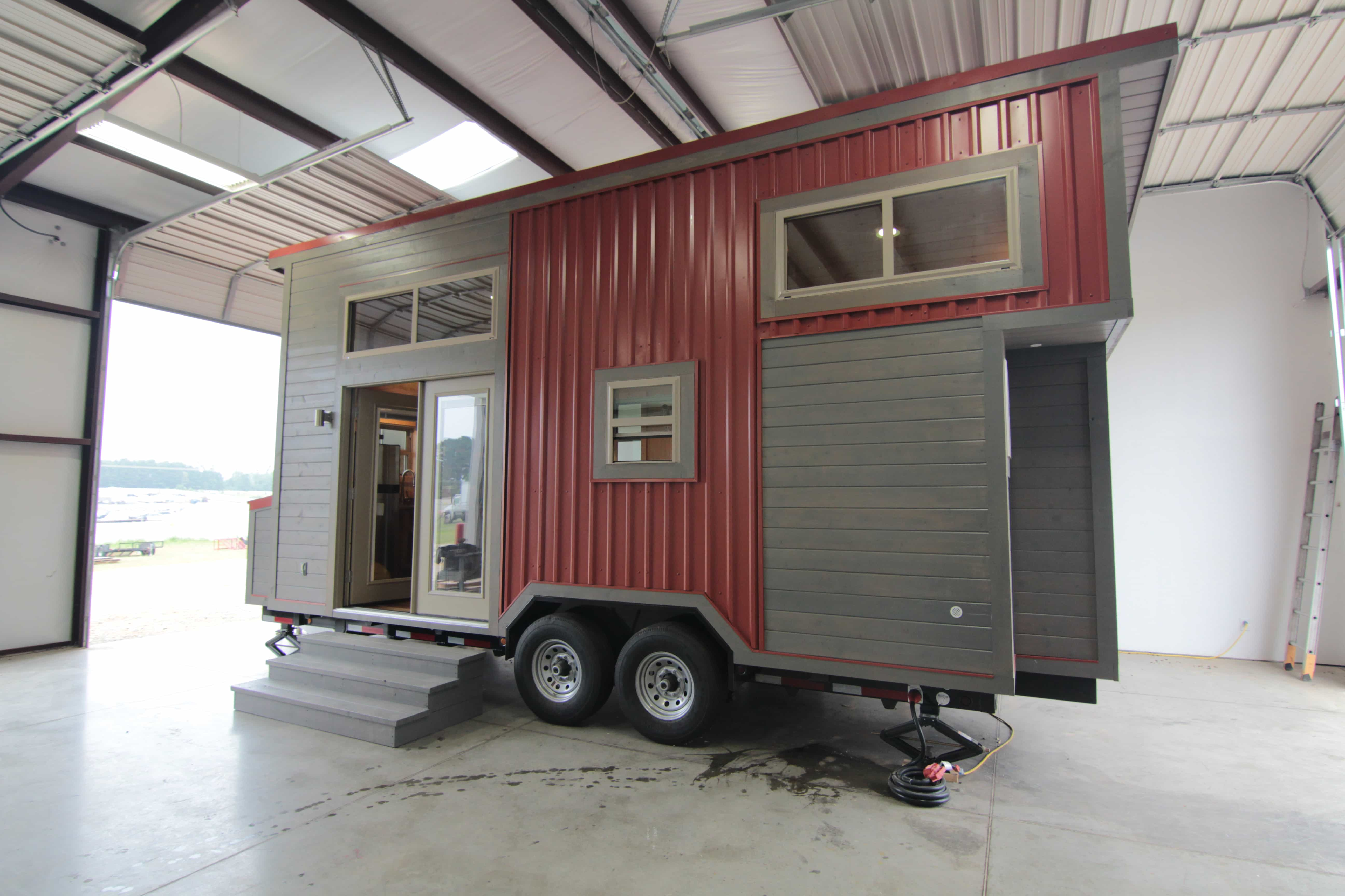 Houston American Tiny House Dream Model