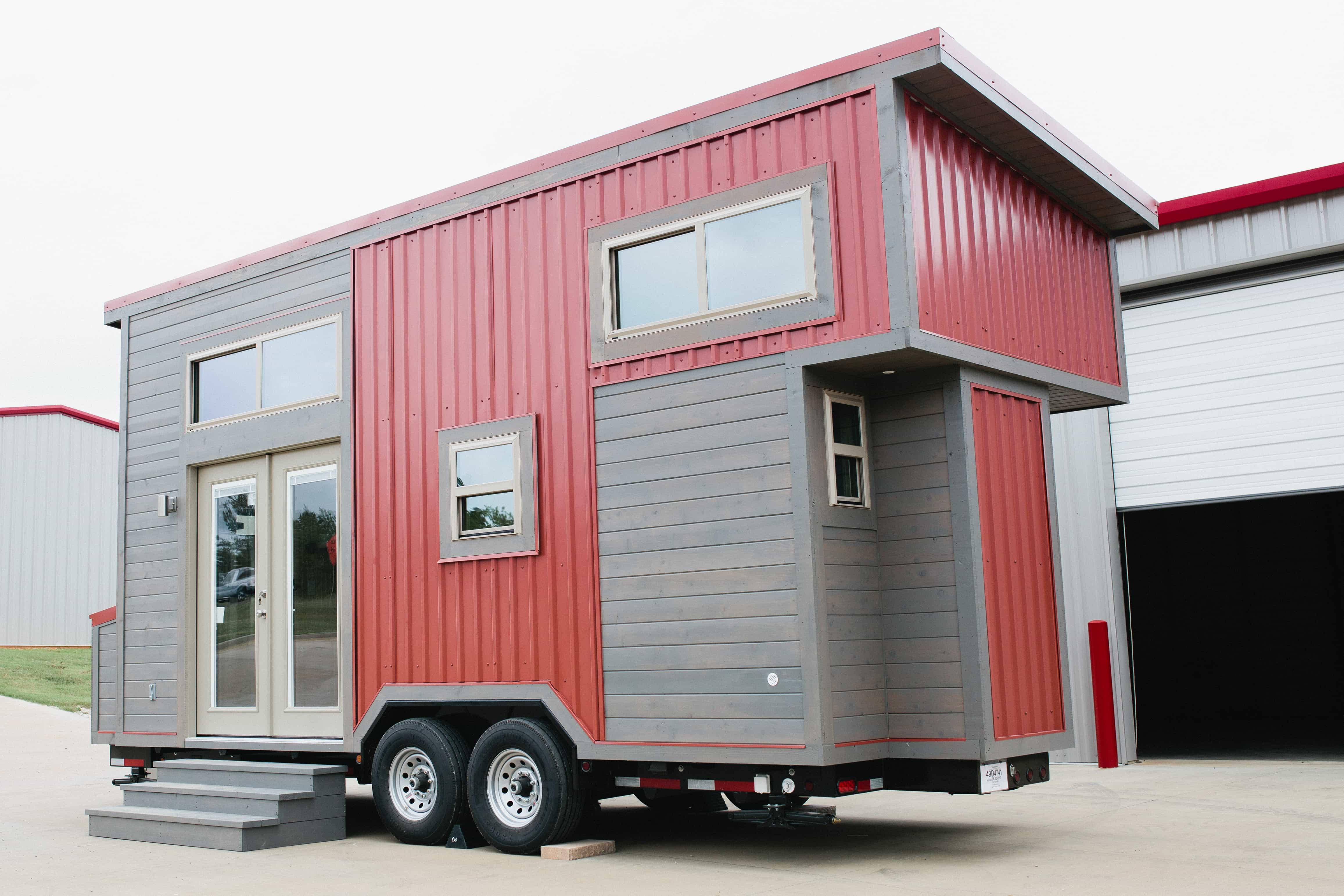 Houston American Tiny House Dream Model