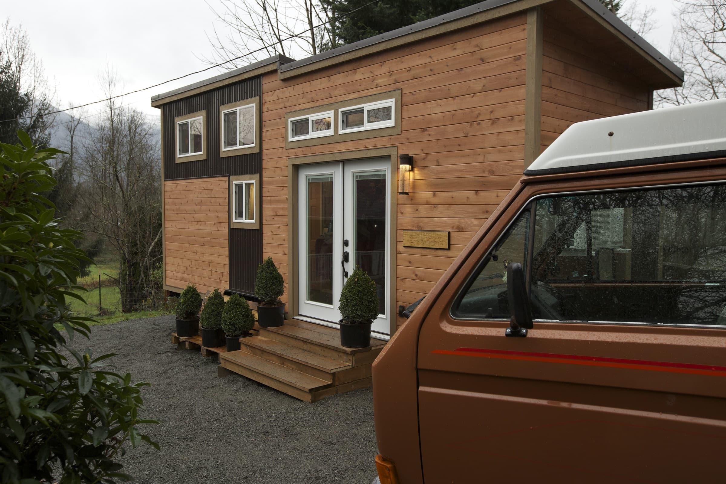 Photos Tiny House Seattle Wa: American Tiny House - Tiny Houses